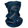 10x custom designed multi function headwear