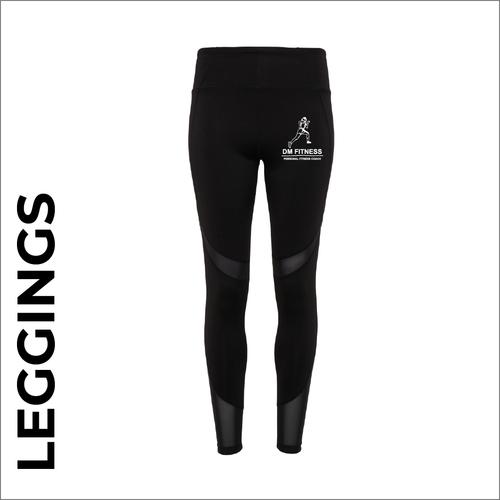 DM-Fitness black leggings