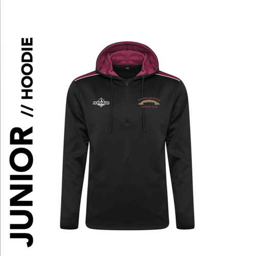 Worsbrough Bridge CC - Junior  Hoodie