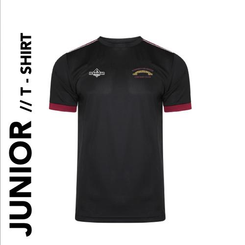 Worsbrough Bridge CC - Junior  T Shirt