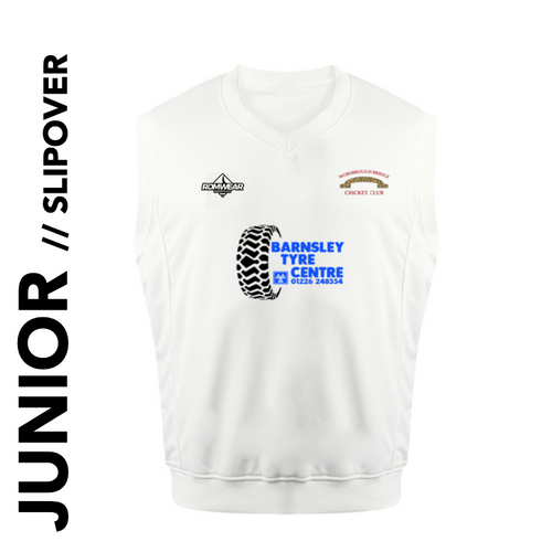 Worsbrough Bridge CC - Junior Cricket Jumper