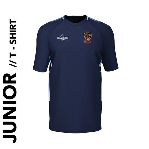 Ossett CC - Junior Training Shirt