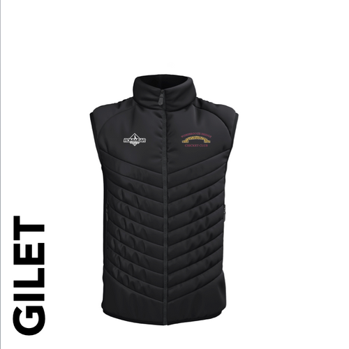 Worsbrough Bridge CC - Adult Gilet
