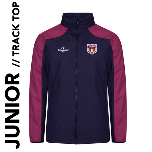 TABS CC - Track Top - Junior