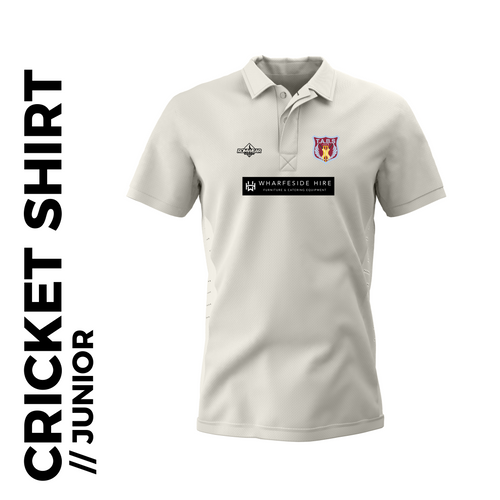 TABS CC - Cricket Shirt - Junior