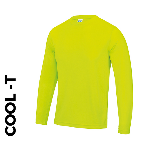 Long Sleeve athletics Cool T-Shirt front image