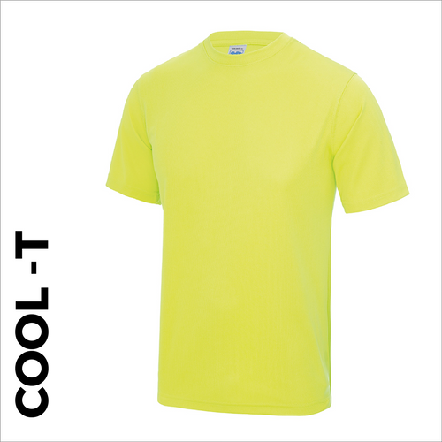 Short Sleeve athletics Cool T-Shirt front image