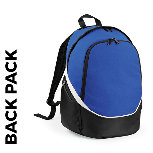 Royal team wear backpack