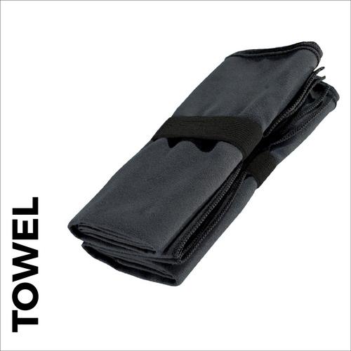 Charcoal Fitness towel