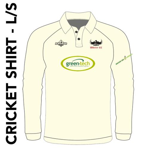 Whixley CC - Cricket Shirt L/S