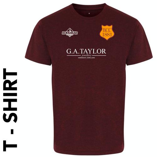 Bilton CC - Training Shirt
