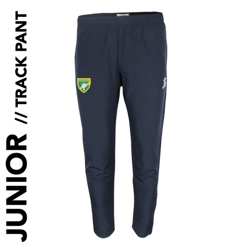 Bradfield CC Junior track pants with club badge