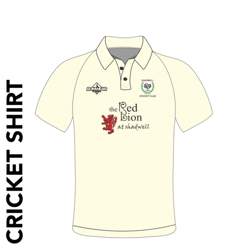Shadwell CC - Cricket Shirt