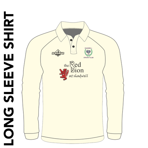 Shadwell CC - Cricket Shirt L/S