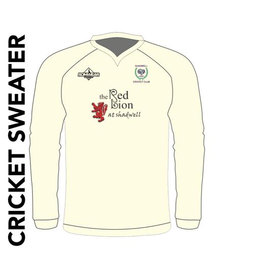 Shadwell CC - Cricket Sweater