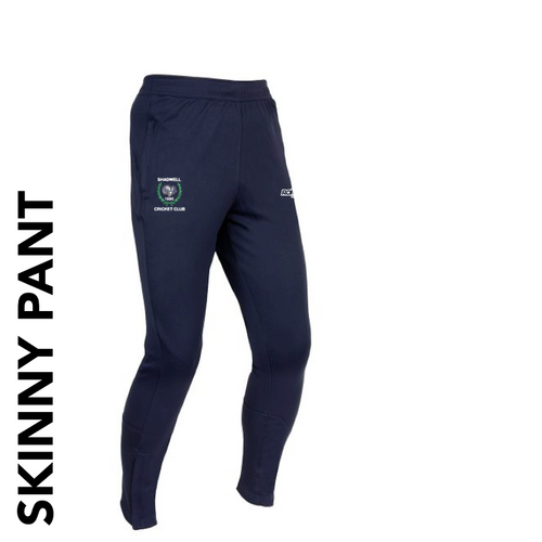 Shadwell CC skinny pant with club badge