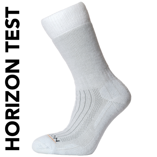 Horizon Test Sock