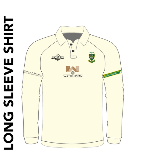 Sessay CC - Cricket Shirt L/S