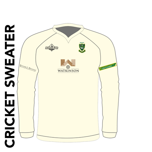 Sessay CC - Cricket Sweater