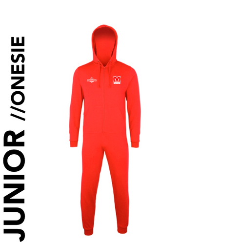 Monifieth Swim Club - Junior Onesie