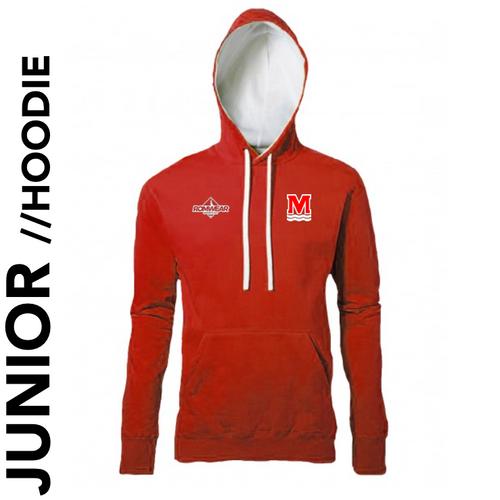 Monifieth Swim Club - Hoodie Junior