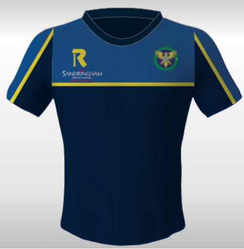 Gildersome & Farnley Hill CC - Training Shirt