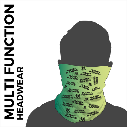 Multi Function Headwear front shot