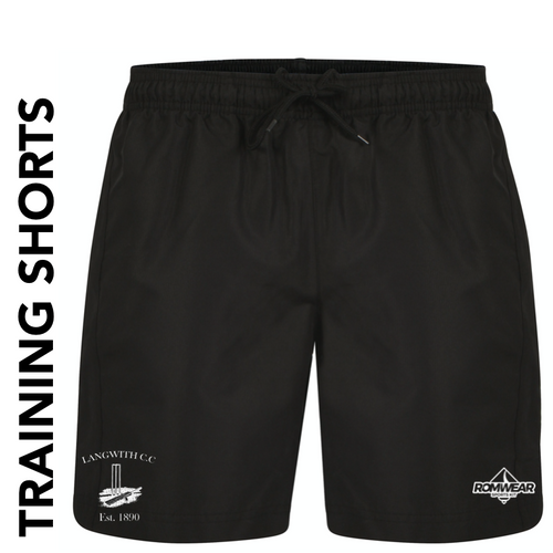 Langwith CC - Shorts