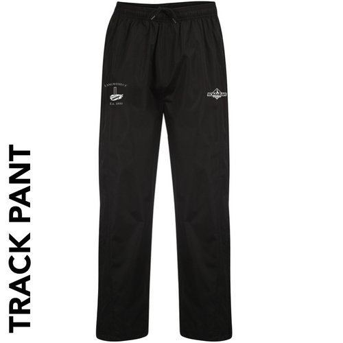 Langwith CC Track Pant with club badge