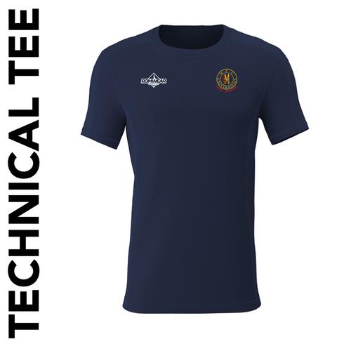 Leeds Bradford MCCU - Technical T-Shirt
