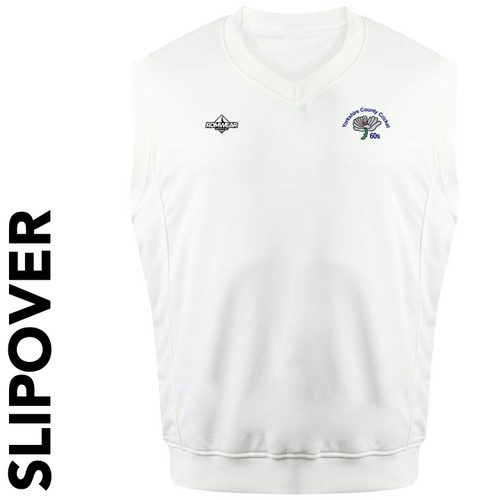 Yorkshire 60's CC - Cricket Slipover