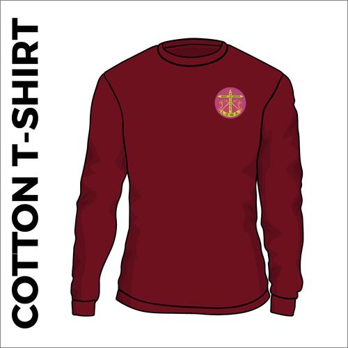 Beds Bucks Northants Long Sleeve Cotton T-shirt