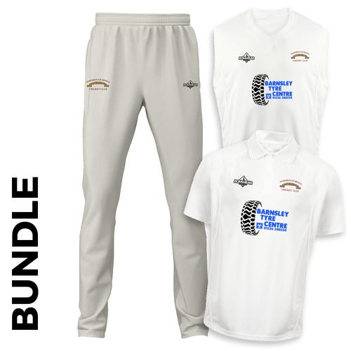 Worsbrough Bridge cricket bundle 1