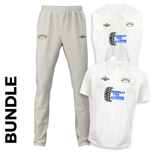 Worsbrough Bridge cricket bundle 1