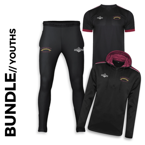 Worsbrough Bridge cricket Youth Bundle 2
