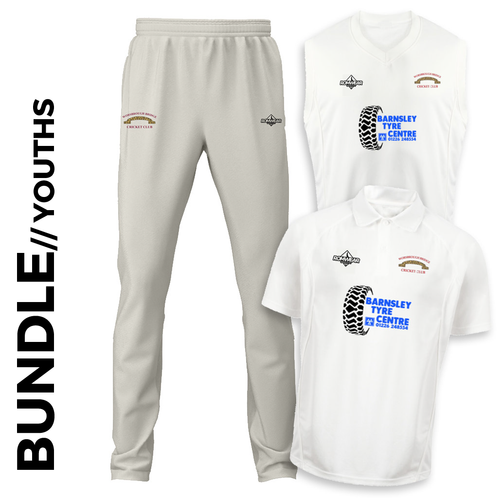 Worsbrough Bridge Youth Cricket bundle
