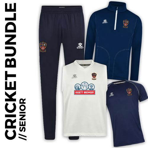 Ossett CC cricket bundle - senior package 1