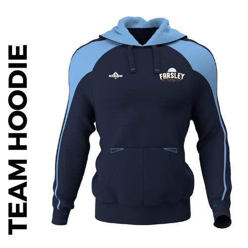 Farsley Celtic Netball Team Hoodie