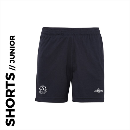 Farsley CC custom cricket shorts