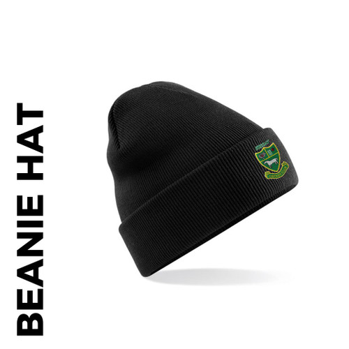 Sessay CC beanie with embroidered club badge