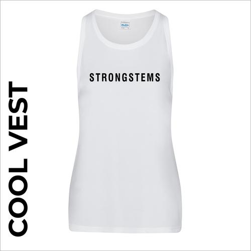 StrongStems vest front