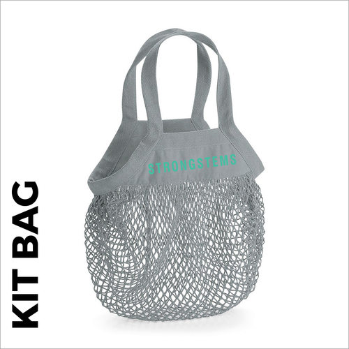 StrongStems gym bag front