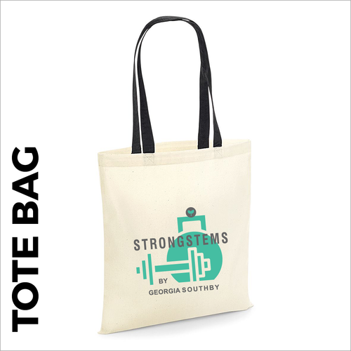 StrongStems tote bag