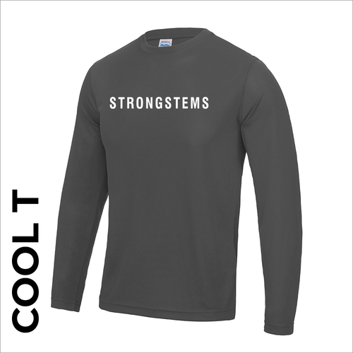 StrongStems Long Sleeve Cool T