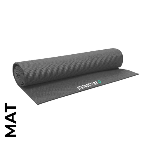 StrongStems yoga and fitness mat