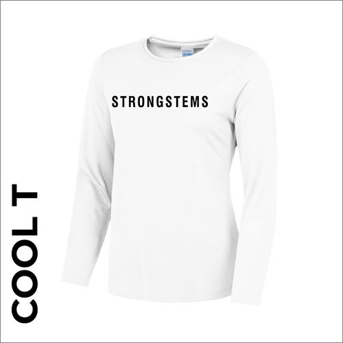 StrongStems ladies Cool T long sleeve