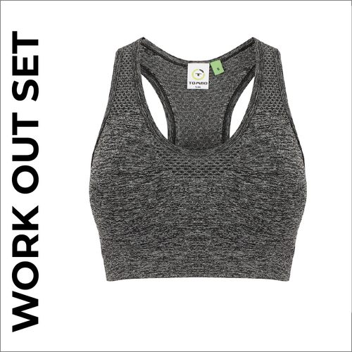 StrongStems sports bra front