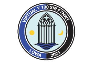 Sir Fynwy 100 LDWA