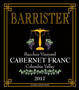 2018 Cabernet Franc, Columbia Valley