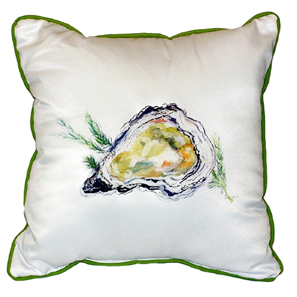 Oyster Shell Pillow